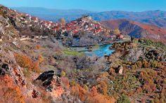 Το Σπήλαιο, από τα πιο όμορφα και γραφικά χωριά του νομού.   Φωτογραφία: Φίλιππος Κατσιγιάννης Grand Canyon, Cool Photos, Greece, Country, Water, Travel, Outdoor, Image, Greece Country