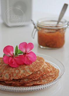 Crepes & Homemade Cloudberry Jam - Shhh, it's a secret!