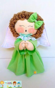 Felt Art, Doll Patterns, Fairy, Teddy Bear, Dolls, Projects, Christmas, Handmade, Gifts