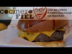 LAS MEJORES HAMBURGUESAS DE MADRID El Cocinero Fiel