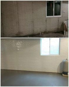 Nice basement waterproofing ridgefield ct made easy Small Basement Remodel, Basement Renovations, Home Renovation, Home Remodeling, Basement Ideas, Basement Bars, Wet Basement Solutions, Basement Shelving, Dark Basement