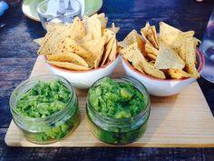 grafika food, guacamole, and nachos