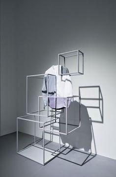 COS x Nendo: Un concepto geométrico, innovador y minimalista para su instalación en el