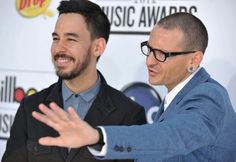 Chester y mike