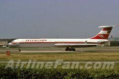 Interflug Ilyushin IL62