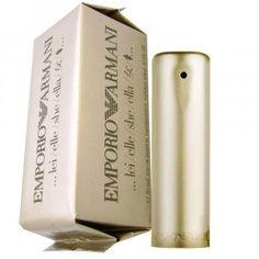 Emporio Armani She - Giorgio Armani Giorgio Armani, Emporio Armani, Perfume Armani, Armani Brand, Body Butter, Modern Women, Fragrance, Report Cards, Products