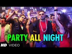 Party All Night Feat. Honey Singh Boss Latest Video Song | Akshay Kumar,...