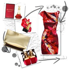 """""""Red""""  by terresekopp on Polyvore"""