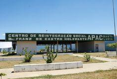 ALEXANDRE GUERREIRO: Armados, recuperandos rendem seguranças e fogem da...