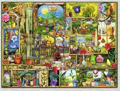 Colin Thompson - Jigsaw Puzzles waiting to get this also.