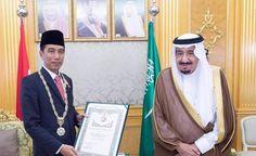 MANTAP ! Soal Isu Wahabi, Ini Penjelasan Raja Salman
