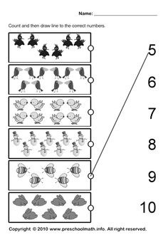 math worksheet : 1000 images about projects to try on pinterest  math worksheets  : Worksheet For Kindergarten Math