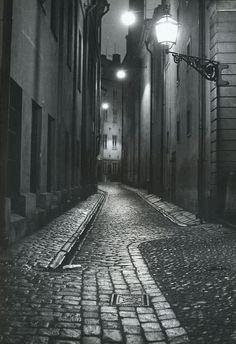Dirk de Herder, Stockholm, 1950