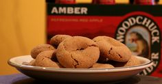 Woodchuck® Chewy Gingerbread Cookies!