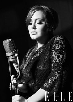 Adele, Elle Magazine (May 2013)