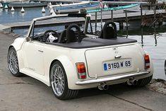 Lazareth Auto Moto: Wazuma V12/Twingo V8 - Bilder - autobild.de