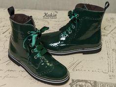 comprar botas niña verde botella online