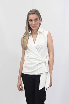 Camisa Patricia - Uniforme profissional BH