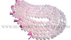 Semiprecious Gemstone Rose Quartz Beads Coin Beads Smooth #rosequartz #rosequartzbeads #rosequartzbead #rosequartzcoin #coinbeads #beadswholesaler #semipreciousstone #gemstonebeads #beadsogemstone #beadwork #beadstore #bead