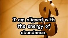 money affirmations that work - Google Search