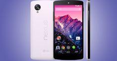 Google Launches Nexus 5, Android KitKat