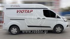 Σήμανση οχημάτων – Viotap (www.viotap.com) Η εταιρεία VIOTAP ® επέλεξε την εταιρεία μας για τη σήμανση του οχήματος τους. Η VIOTAP ® δραστηριοποιείται στον χώρο της ταπετσαρίας και των αξεσουάρ Σκαφών Αναψυχής ήδη απο το 1964. Πρωτοπόρος στον Τεχνικό και Σχεδιαστικό Τομέα που αφ Vehicles, Car, Vehicle, Tools