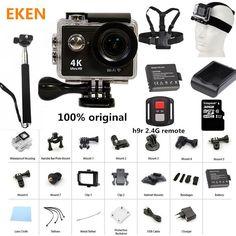 Action Waterproof Camera 100% Original Eken H9/H9R Ultra HD 4K 30M Sport 2.0' Screen 1080p FHD //Price: $56.69 & FREE Shipping //     #fashion