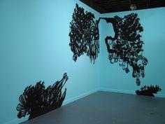 thesmartestfish: chris natrop paper sculpture