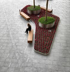 Zorlu Center by DS Landscape 13 « Landscape Architecture Works | Landezine