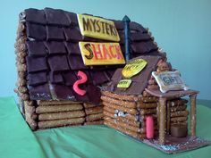 I made for you: Gravity Falls Birthday Party