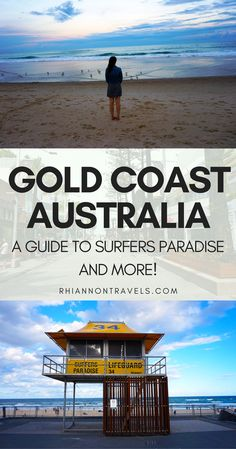 Things to Do on The Gold Coast: A Guide to Surfers Paradise & More