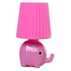 Baby LED Plug In Animal Cartoon Sensor Night Light for Kids Toddler by Smartdude Pink Elephant * Want to know more, click on the image.