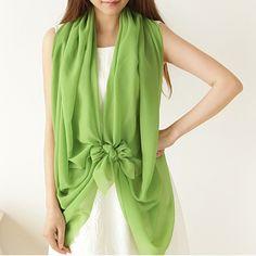 2015 Cheap Fashion Pure Color Fold Chiffon ScarfUneven Mantillas Ladies Silk Scarves150120cm Beach https://t.co/cOwG2mk073