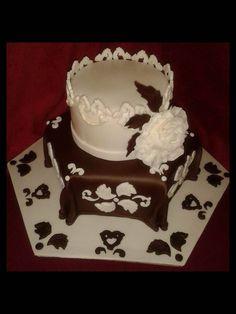 Svatebáček.... Cake, Desserts, Food, Pie Cake, Tailgate Desserts, Pastel, Meal, Cakes, Deserts