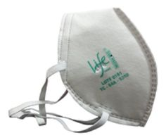 Life Mask® N95 Flat Fold Face Mask, 4-layer Filter Respirator (5-pack) Individually Wrapped ** Continue with the details at the image link.