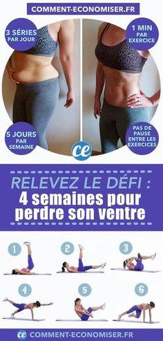 Relevez+Le+Défi+:+4+Semaines+Pour+Perdre+Son+Petit+Ventre+Et+Avoir+des+Abdos.