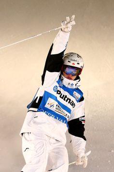 Mikael Kingsbury Photos: 2015 FIS Freestyle Ski World Cup