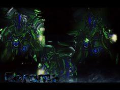 Warframe Chroma {Prime Part Farming}  Pc Gameplay