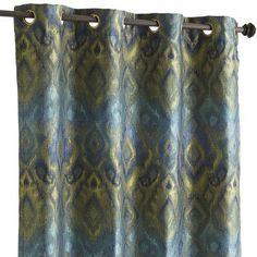 Aura Curtain - Blue
