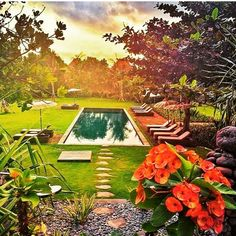 Golden hour in Waka Gangga, Bali. Photo courtesy of globaltouring on Instagram.