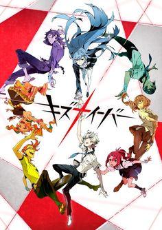 Nuevo Video Promocional para el Anime Kiznaiver