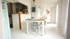 Chez annouchka : Bienvenue dans notre cuisine (avant/après)