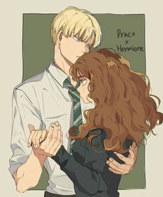I SAW DRAMIONE AND I WAS LIKE YASSSS
