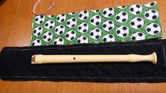 Aprendemos a hacer una funda para flauta