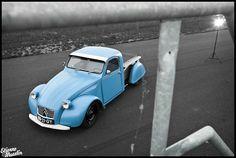 ..._2CV+ blue pick up