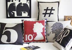 Throw pillow/Pillow cover/Decorative throw pillow/Throw cushion/Cushion cover/Pillowcase/Decorative pillow cover/scatter cushion,  London on Etsy, $14.99