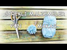 Evde Kendin Yap - En kolay ponpon yapımı