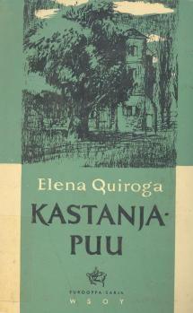 Kastanjapuu | Kirjasampo.fi - kirjallisuuden kotisivu