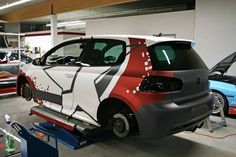 Cool car wrapping