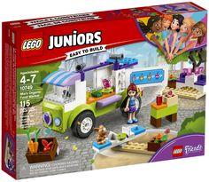 LEGO Juniors Friends Mia's Organic Food Market Set 10749 for sale online Lego Friends, Toys Uk, Kids Toys, Legos, Organic Food Market, Lego Juniors, Benefits Of Organic Food, Lego Gifts, Lego For Kids